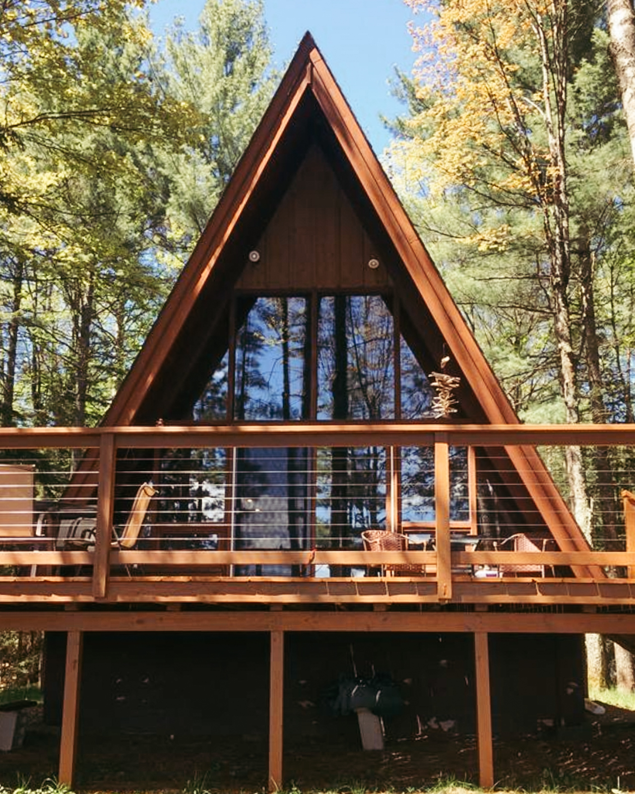 A Frame Cabin Rentals In Wisconsin We are following cdc guidelines for cleaning all properties to keep our guests and our staff safe. a frame cabin rentals in wisconsin