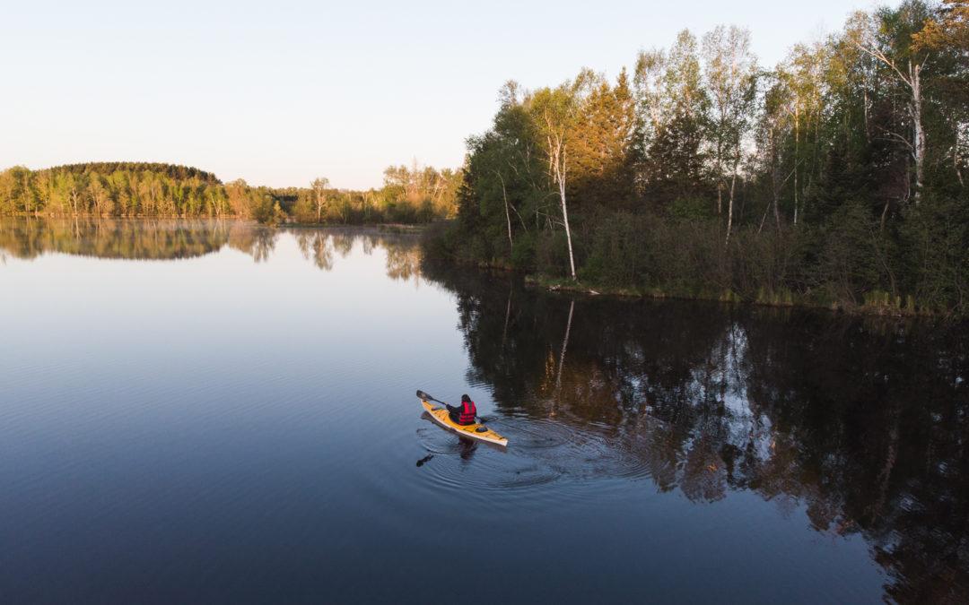 Partnering with Eddyline Kayaks