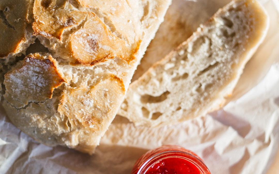 Easy Fresh Baked Bread