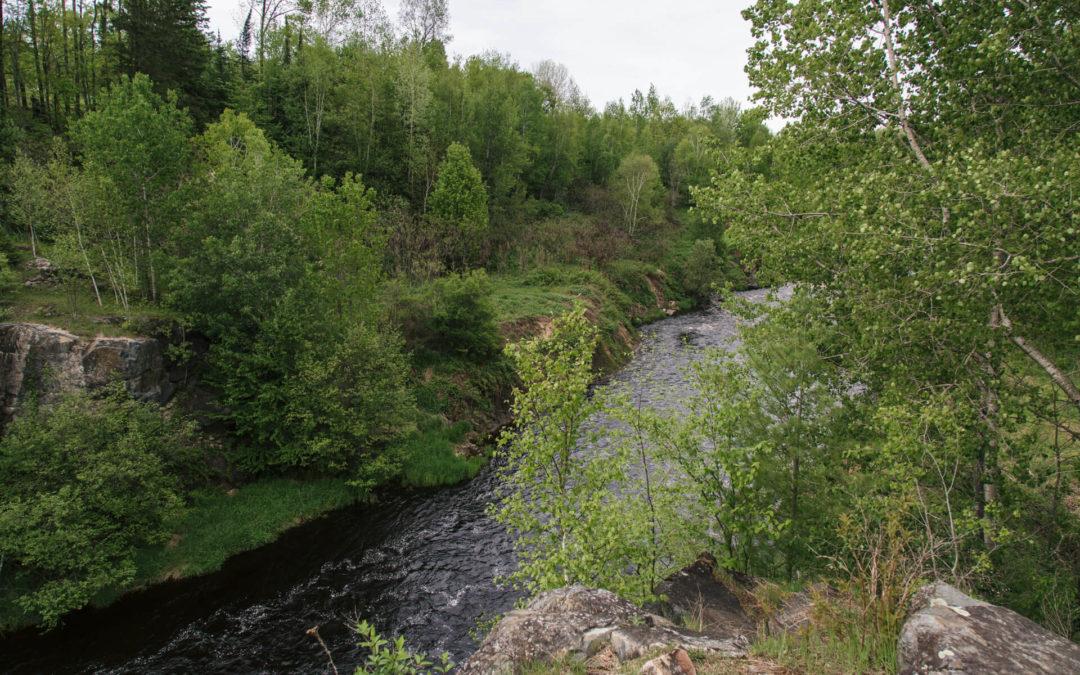 Prairie Dells Scenic Area