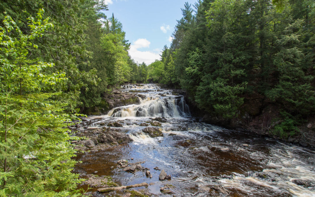 Northwest Wisconsin Waterfall Tour