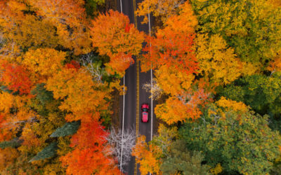 The Most Beautiful Fall Drive in the Keweenaw Peninsula