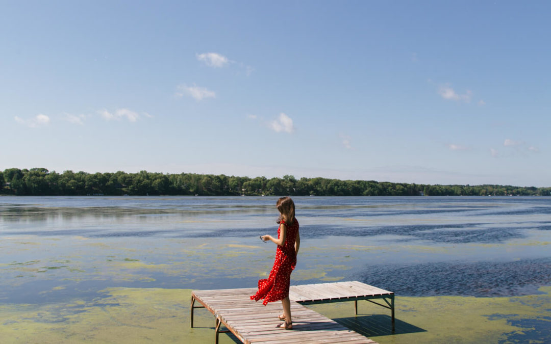 A Nature-Filled Weekend in Marquette County Wisconsin